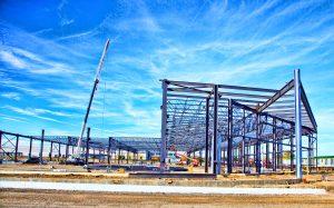 Benson Steel Project