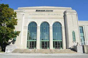 The Allstream Centre